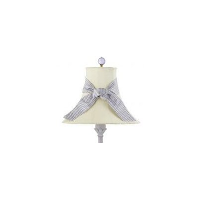 Bell Lamp Shade Color: Black