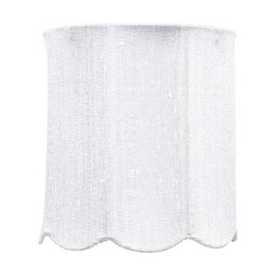 7.25 Drum Lamp Shade Color: White
