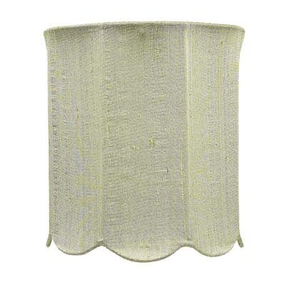 7.25 Drum Lamp Shade Color: Green