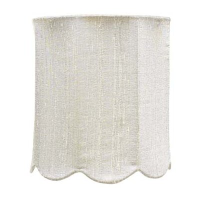 7.25 Drum Lamp Shade Color: Ivory