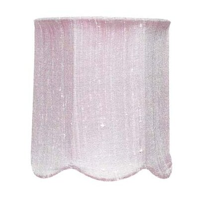4 Drum Candelabra Shade (Set of 2) Color: Pink