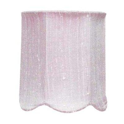 4 Drum Candelabra Shade (Set of 2) Color: Pink