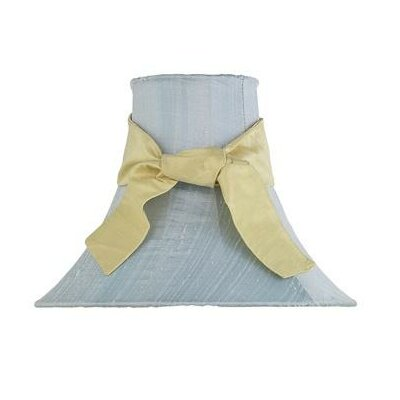 10.5 Bell Lamp Shade Color: Taupe