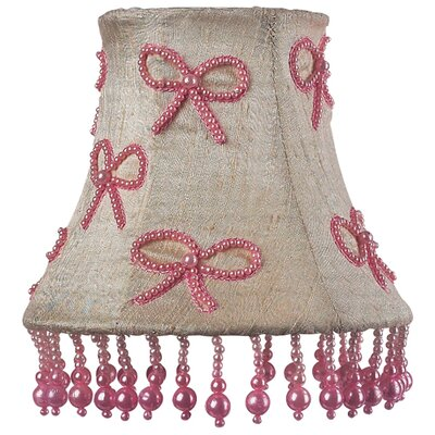 5 Silk Bell Candelabra Shade (Set of 2)