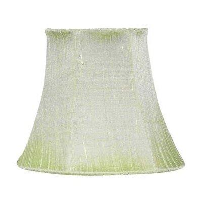5 Silk Bell Candelabra Shade (Set of 2) Color: Modern Green