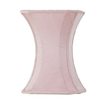 7.25 Silk Novelty Lamp Shade Color: Pink