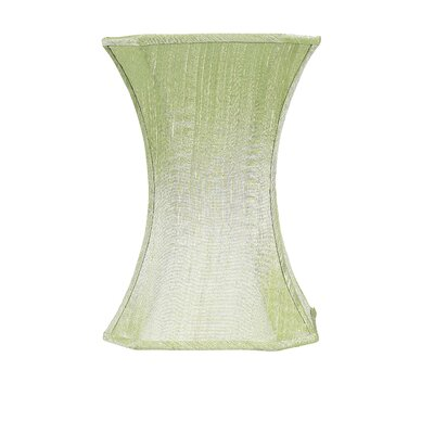 7.25 Silk Novelty Lamp Shade Color: Modern Green