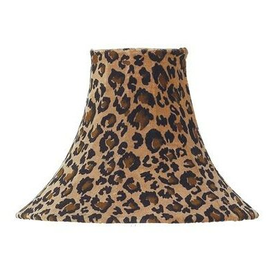 Leopard Print 10.25 Bell Lamp Shade