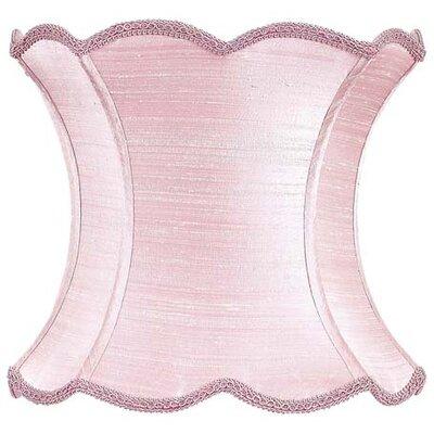 13 Silk Novelty Lamp Shade Color: Pink