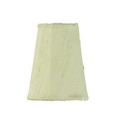 3.25 Silk Empire Candelabra Shade (Set of 3) Color: Green