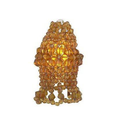 Bulb Cover (Set of 4) Color: Amber