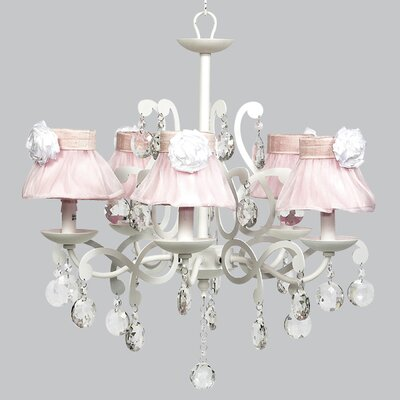 Elegance 5-Light Shaded Chandelier