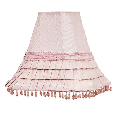 10.5 Bell Lamp Shade Color: Pink