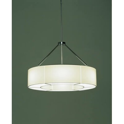 Sexta Suspension Pendant Light Size: Medium Telescopic Hanging System