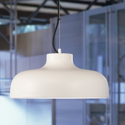 M68 Bowl Pendant Shade Color: Polished Aluminum