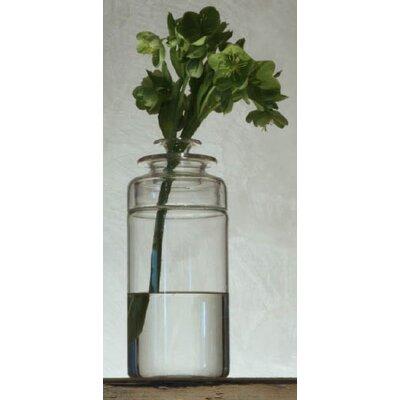 "Kado Vase Size: 10.8""H x 4.3"" (4 graduated lids)"