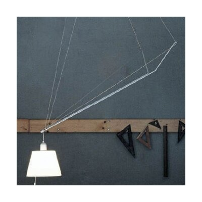 Machina Minima 1-Light Schoolhouse Pendant