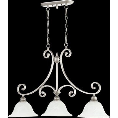 Bryant 3-Light Kitchen Island Pendant