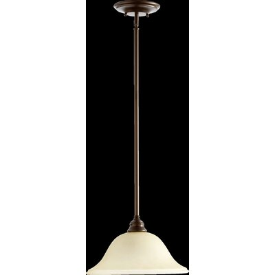 Bryant Mini Pendant Finish: Oiled Bronze