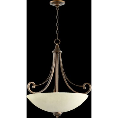 Lariat 4-Light Foyer Pendant