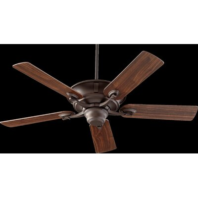 52 Lowell 5-Blade Ceiling Fan Finish: Oiled Bronze