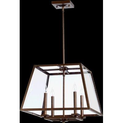 Kaufmann 4-Light Pendant