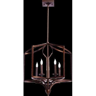 Kaufmann 5-Light Foyer Pendant