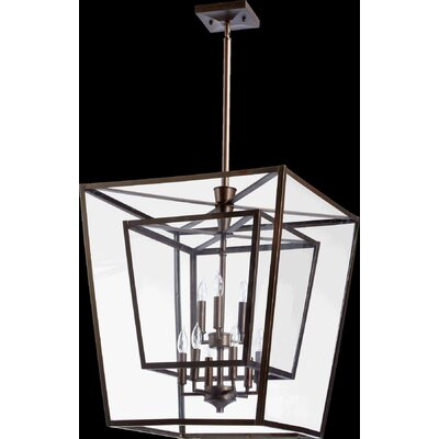 Politte 9-Light Foyer Pendant