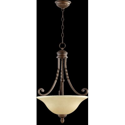 Tribeca II 3-Light Foyer Pendant