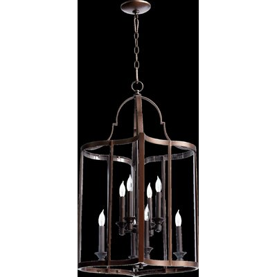 Kaufmann 8-Light Foyer Pendant