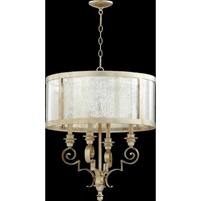 Champlain 4-Light Drum Chandelier
