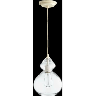 Schoolhouse Pendant Finish: Persian White