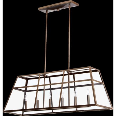 Kaufmann 6-Light Kitchen Island Pendant