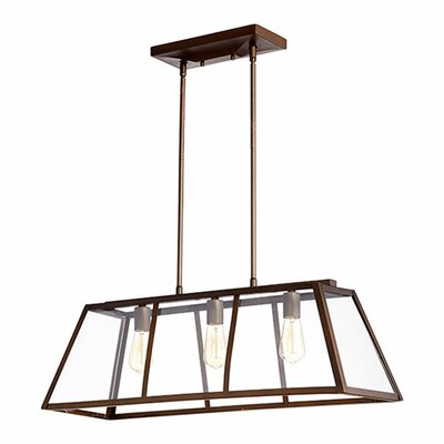 Kaufmann 3-Light Kitchen Island Pendant