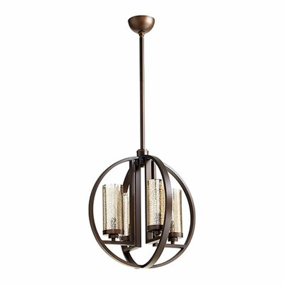 Julian 4-Light Globe Pendant