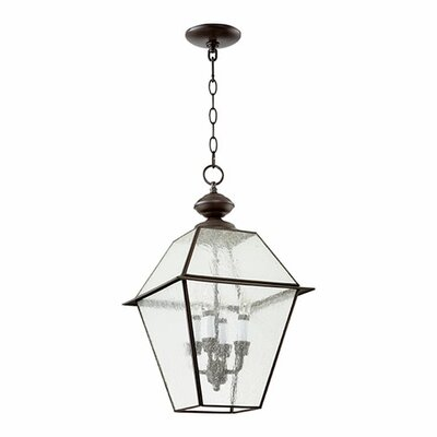 Duvall 4-Light Foyer Pendant