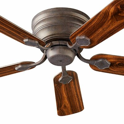 44 Barclay 5-Blade Ceiling Fan Finish: Toasted Sienna