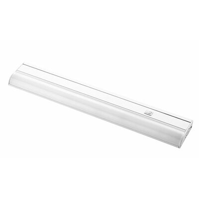 21 LED Under Cabinet Bar Light Finish: White