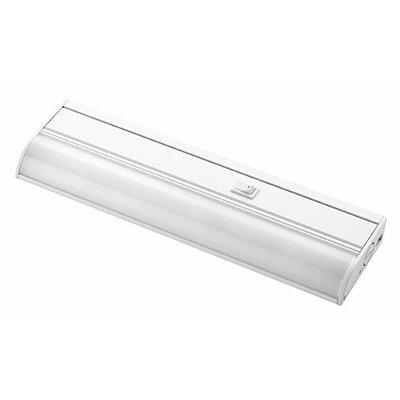 LED Under Cabinet Bar Light Size: 1.13 H x 12 W x 3.75 D