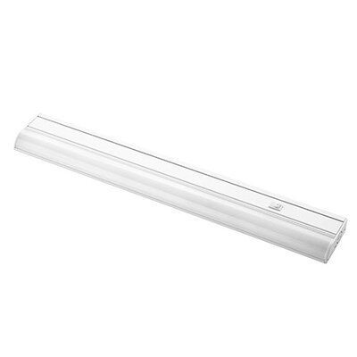 24 LED Under Cabinet Bar Light Finish: White