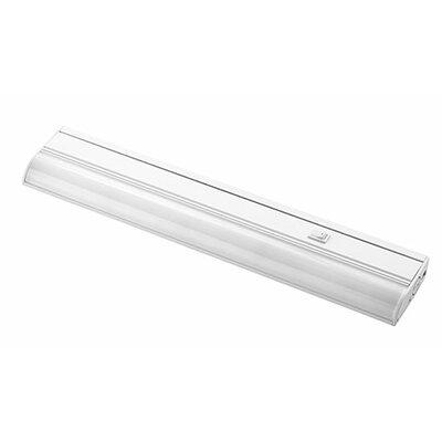 18 LED Under Cabinet Bar Light Finish: White