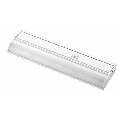 LED Under Cabinet Bar Light Size: 1.13 H x 9 W x 3.75 D