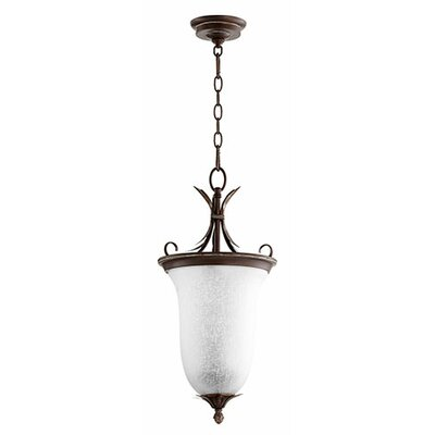 Flora 2-Light Pendant Finish: Vintage Copper