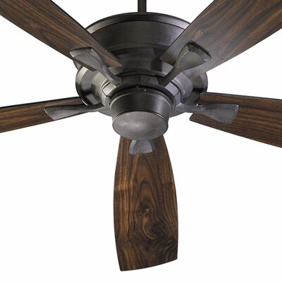 60 Alton 5 blade Ceiling Fan Finish: Toasted Sienna