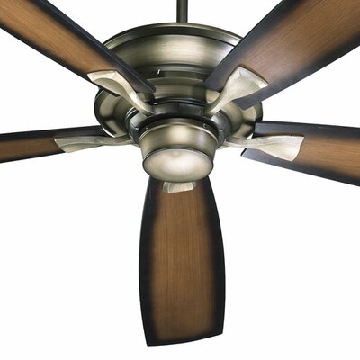 70 Alton 5-Blade Ceiling Fan Finish: Antique Flemish
