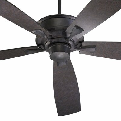 70 Alton 5-Blade Ceiling Fan Finish: Toasted Sienna