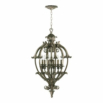 Barcelona Foyer Pendant Size: Small