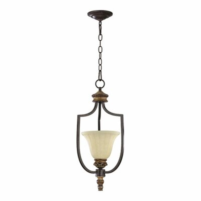 Capella 1-Light Mini Pendant