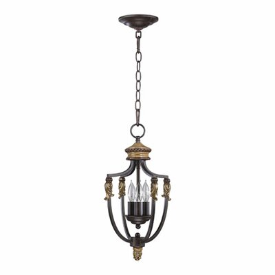 Capella Foyer Pendant Size: Small