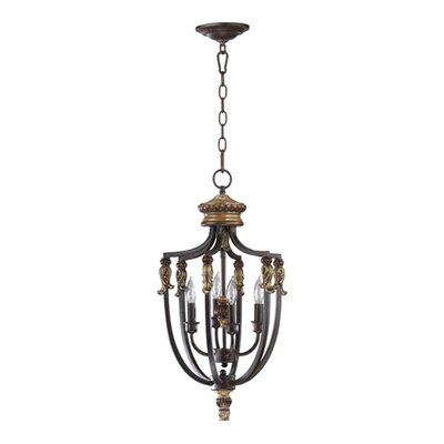 Capella Foyer Pendant Size: Medium